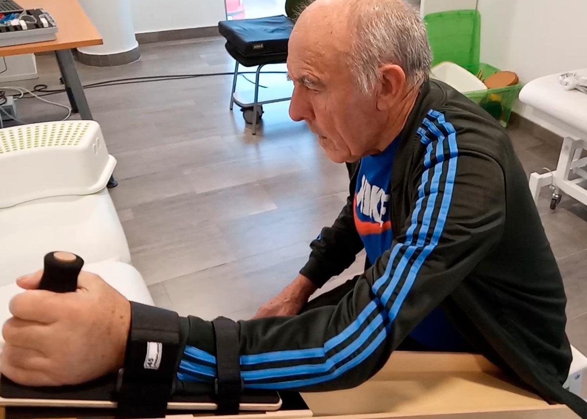 Estudio de caso: Terapia intensiva tras ICTUS en paciente de 85 años.