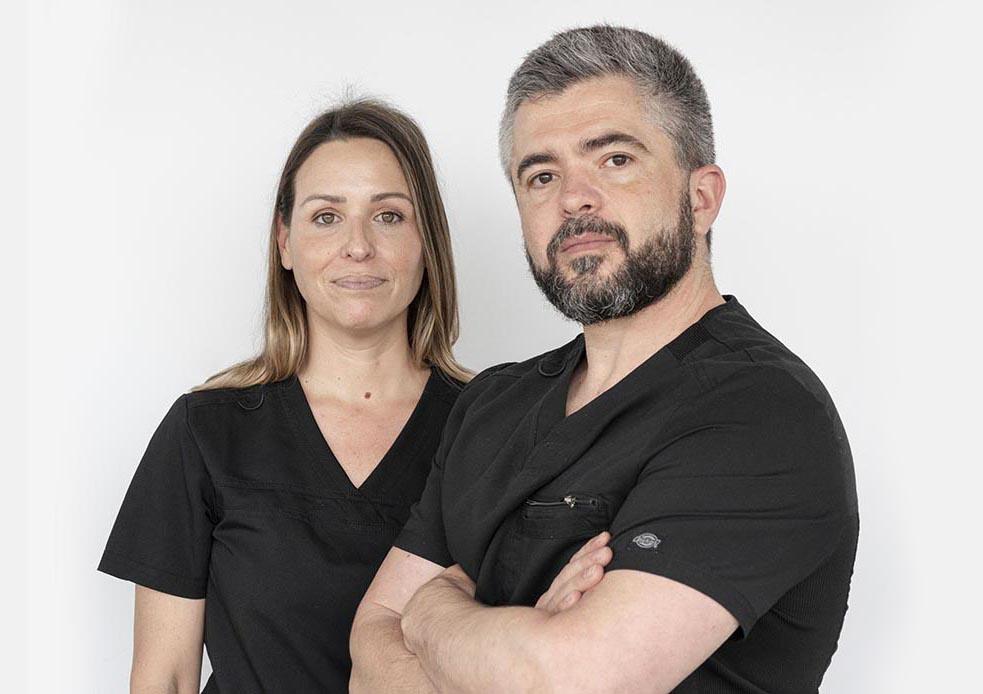 dr. jose and cristina